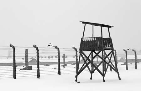Auschwitz camp, Poland Stock Photo - 16994455