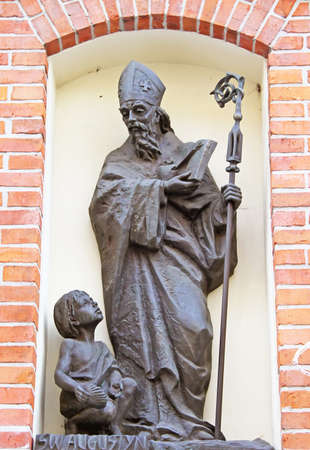 St. Augustyn Stock Photo - 17121589