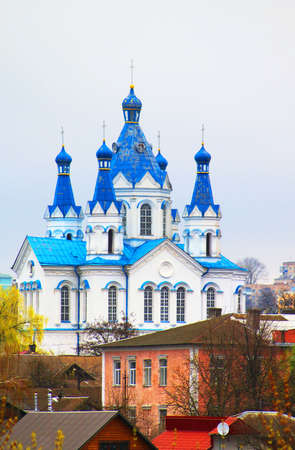 St  George Cathedral in Kamyanets-Podilsky, Ukraine photo