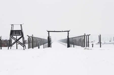 auschwitz: Auschwitz camp, Poland
