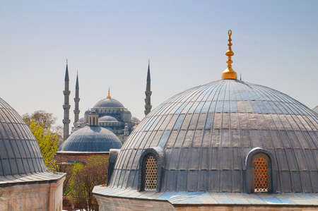 mehmed: Blue Mosque, in Istanbul, Turkey