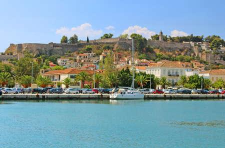 Nafplio, Greece photo