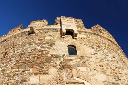 thessaloniki: Trigonion Tower, Salonicco, Macedonia, Grecia
