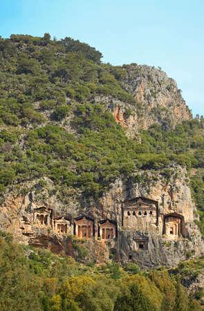 tumbas: Tumbas Dalyan, Turqu�a
