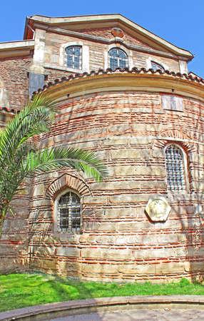 patriarchal: Orthodox Patriarchal Church of Saint George, Istanbul, Turkey Stock Photo