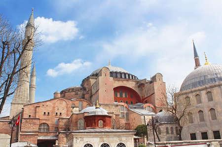 sophia: Hagia Sophia in Istanbul, Turkey