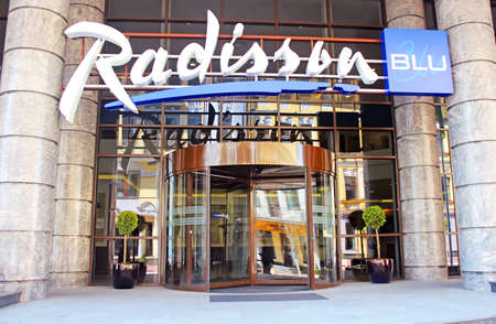 blu: Radisson Blu Hotel Kyiv Podil is located in the historic district of the city  Podil one of the busiest tourist centers of Kyiv. The hotel has 164 rooms with stylish design
