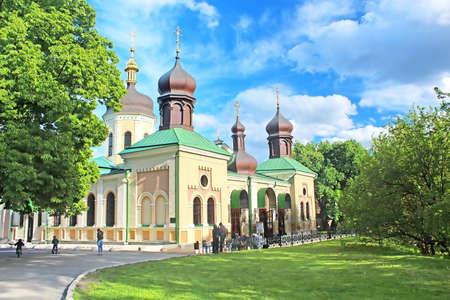 trinity: Trinity Monastery of St. Jonas, Kyiv, Ukraine