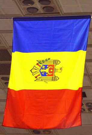 moldova: Moldova waving flag