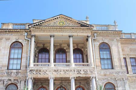 arredamento classico: Dolmabahce palace, Istanbul, Turkey