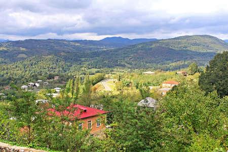 kutaisi: Village near Kutaisi, Georgia