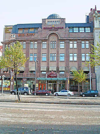 Casino Helsinki is a casino located in Helsinki, Finland. Its owned by Raha-automaattiyhdistys (RAY) and is the worlds only casino that donates all of its profits to charity. It employs around 200 people, and it had around 305,000 visitors in 2009 with