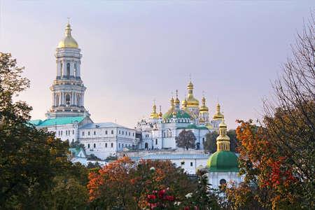 lavra: Kyiv-Pechersk Lavra, Kyiv, Ukraine Stock Photo