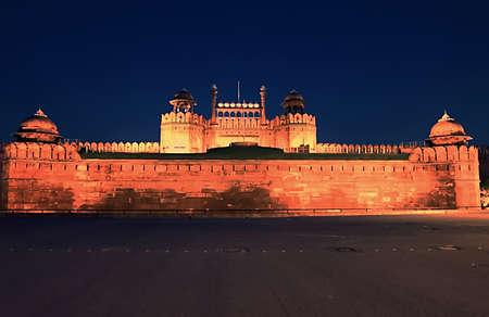 Delhi Red Fort, New Delhi, India