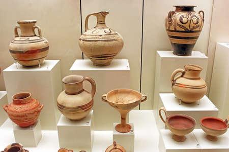 Amphoras en Grecia