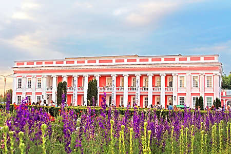 OperaFestTulchyn, international opera open air festival, was held in Tulchyn on the territory of Potocki Palace, Vinnytsia region, Ukraine
