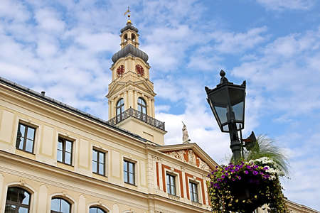Riga City Council, Latvian: Rigas Dome, is organized by the deputy chairmen, Presidium, City Executive Director, District Executive Directors & the staff of municipal institution, Latvia