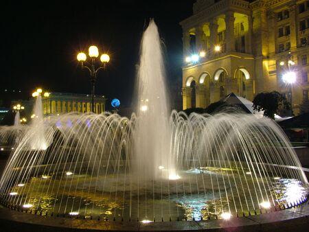 kiev: Night Kiev