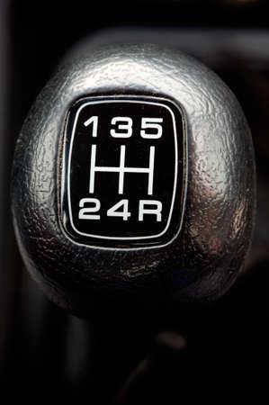 photo of a gear stick of a car photo