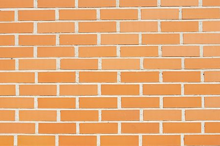tex: photo of a plain red Brick wall for background