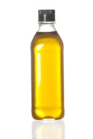 Oil bottle isolated on a over white background Stock Photo - 6504588