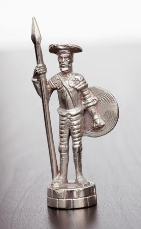 don quijote: Mallado del personaje literario Don Quijote