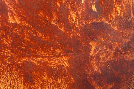 mess: Rust dark orange texture for wallpaper