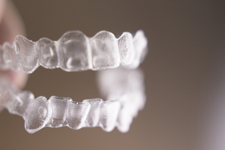 Denture invisible teeth aligner