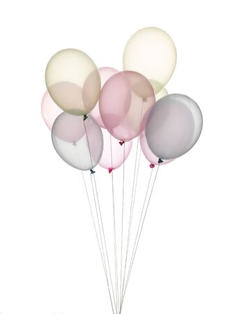 Ten balloons photo