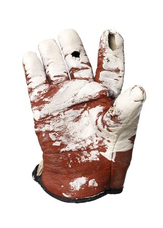 commision: Dirty protection glove