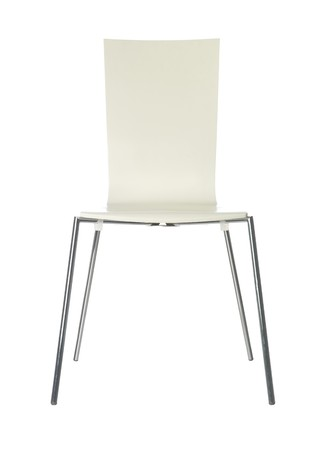 pices: chair against white