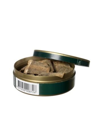 Box of snuff Stock Photo