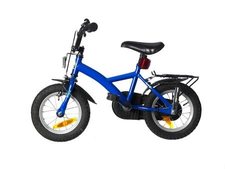 Child�s bicycle Stock Photo