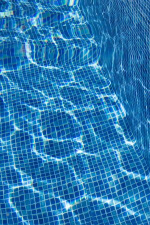 Texture from a swimming pool photo