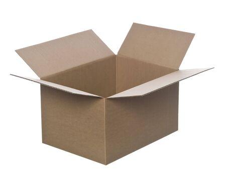 pappkarton: �ffnen aus Pappe ? Lizenzfreie Bilder