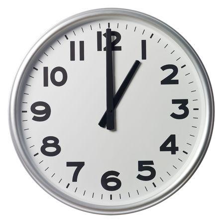 o�??clock: Una
