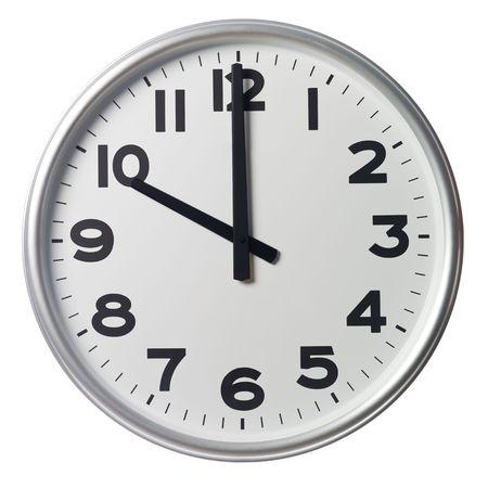Ten O'Clock Stock Photo - 5375362