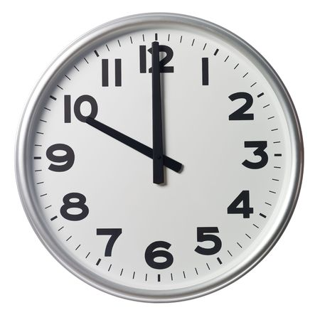 oclock: Ten OClock Stock Photo