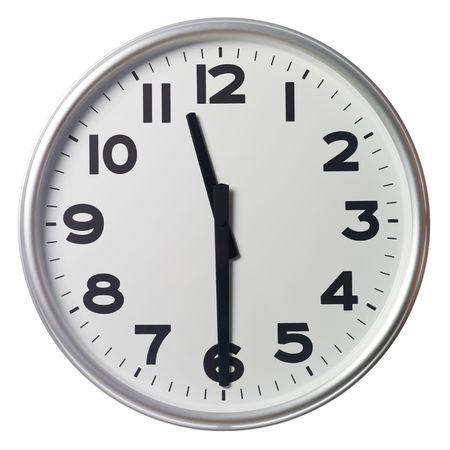 Half past eleven Stock Photo - 5375368