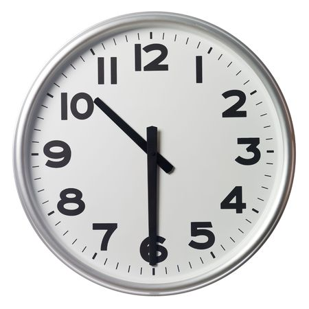 Half past ten Stock Photo - 5375360