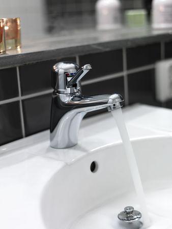 Toilet Water Tap photo