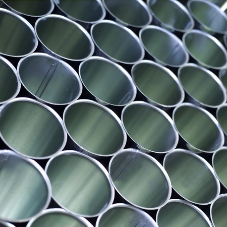 Industrial pipes as a pattern Stock Photo - 12303670