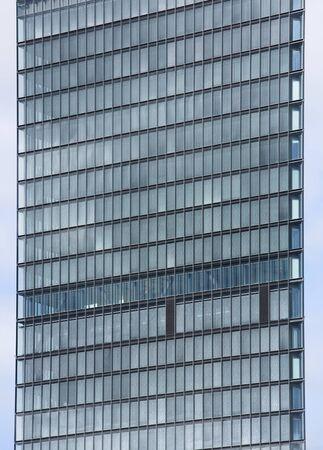 Full Frame of Office Building Stock Photo - 12591412