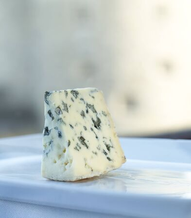 Still Life of Blue Cheese photo