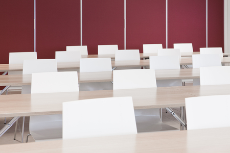 lecture room: Part of a Conferance room