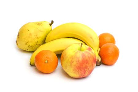 fresh various fruits Stock Photo - 8885978