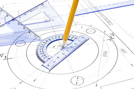engineering plans: Engineering drawing equipment