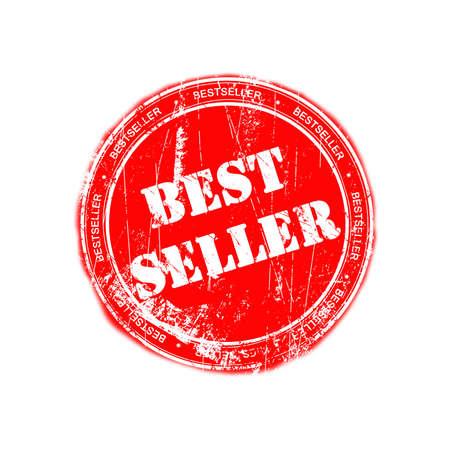 Bestseller red rubber stamp