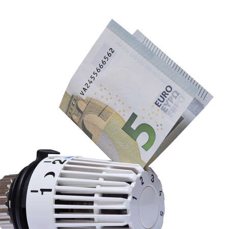 winterly: Thermostat with 5 euro  Heating costs