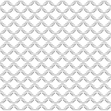 Seamless geometrical pattern. A simple modern fashionable background for design of the card, the poster, a flyer, a cover. Vector illustration.